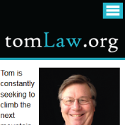 tomLaw.org Icon